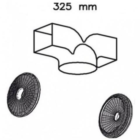 Комплект рециркуляции Teka (40490100)