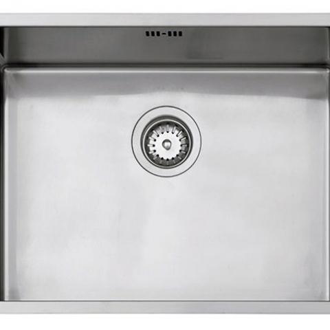 Кухонная мойка Teka LINEA R10 550.400 (40125510) зеркальная