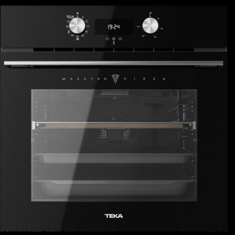 Мультифункциональный духовой шкаф с системой чистки DualClean (пиролиз+HydroClean® PRO) и режимом турбо