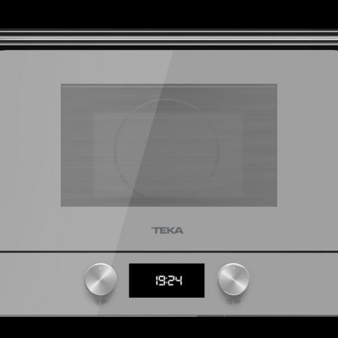 Микроволновая печь встраиваемая Teka UrbanColor ML 8220 BIS (112030004) дымчатый серый