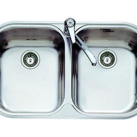 Кухонная мойка Teka STYLO 2B (11107044) микротекстура