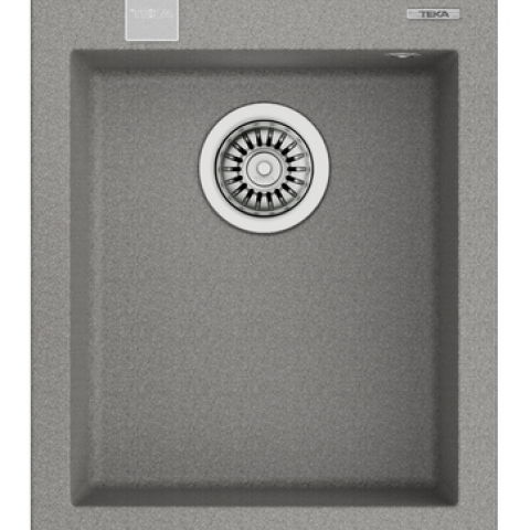Кухонная мойка Teka Forsquare 34.40 TG (115230011) серый