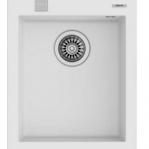 Кухонная мойка Teka Forsquare 34.40 TG (115230014) белый