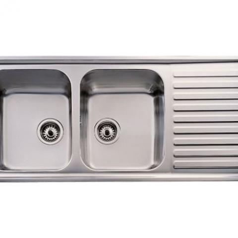 Кухонная мойка Teka CLASSIC 2B 1D (10119051) микротекстура