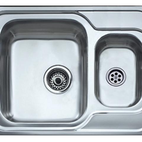 Кухонная мойка Teka CLASSIC 1 1/2B (10119087) полированная
