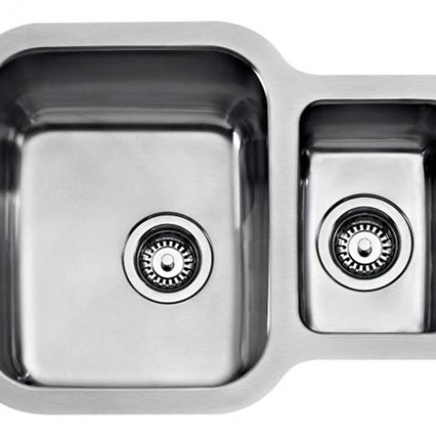 Кухонная мойка Teka BE 1 1/2 B 625 REV (10125160) полированная