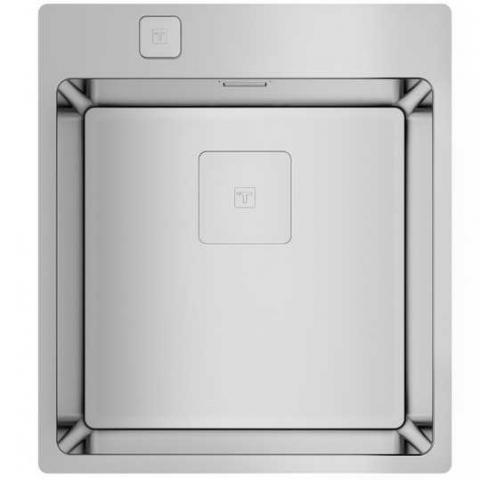 Кухонная мойка ForLinea RS15 40.40 (115000019) нержавеющая сталь