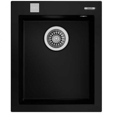 Кухонная мойка Teka Forsquare 34.40 TG (115230010) черный