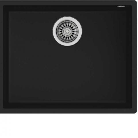 Кухонная мойка Teka SQUARE 50.40 TG (115230020) черный