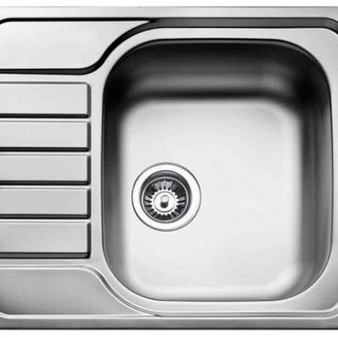 Кухонная мойка Teka UNIVERSAL 580.500 1B 1D (30000065) матовая