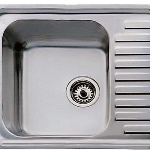 Кухонная мойка Teka CLASSIC 1B (30000055) полированная