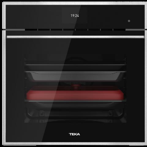 Электрический духовой шкаф Teka iOVEN Р (111000000) черное стекло