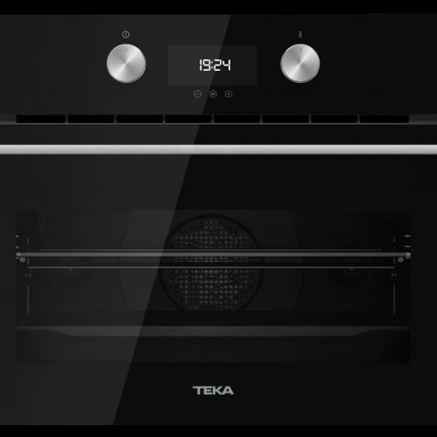 Электрический духовой шкаф Teka UrbanColor HLC 8400 (111130003) черное стекло