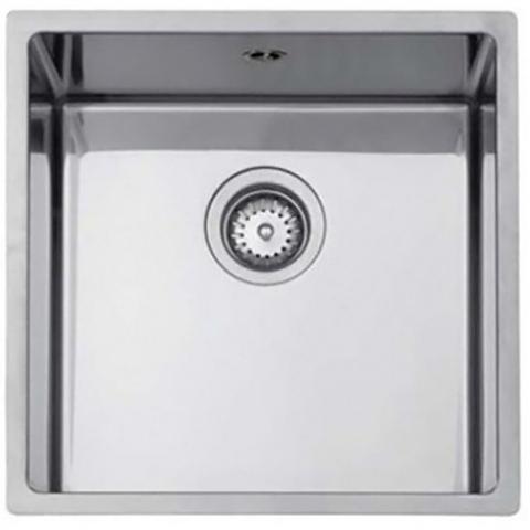 Кухонная мойка Teka TOP BE LINEA 40.40 R15 (10138003) полированная
