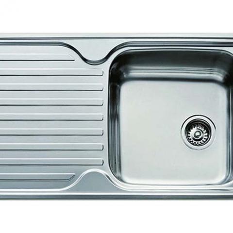 Кухонная мойка Teka CLASSIC 1B 1D (10119056) полированная