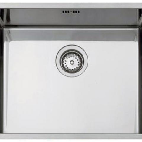 Кухонная мойка Teka TOP BE LINEA 50.40 R15 (10138005) полированная