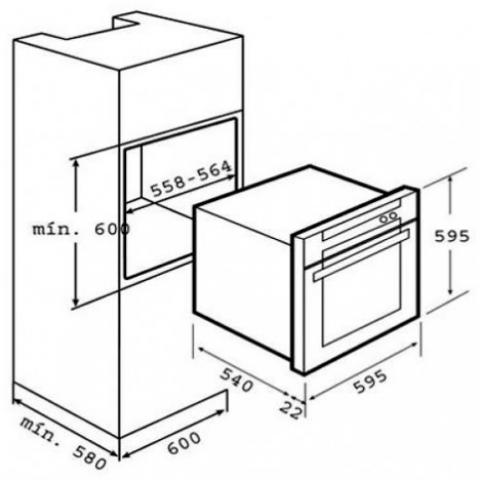 Электрический духовой шкаф Teka HL 890 (Ethos) HYDROCLEAN (41558810) нержавеющая сталь