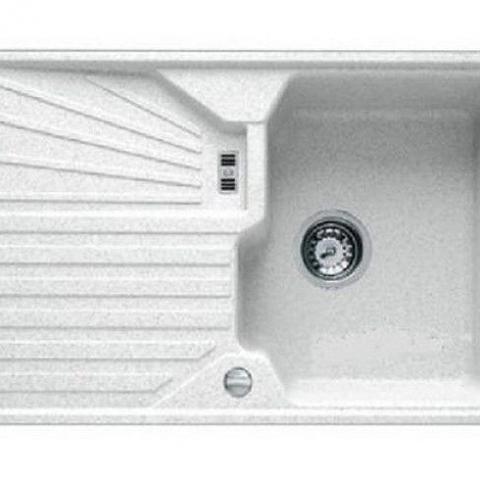 Кухонная мойка Teka CASCAD 45B TG (87301) белый
