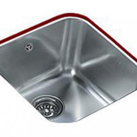 Кухонная мойка Teka BE 40.40 (18) (10125005) полированная