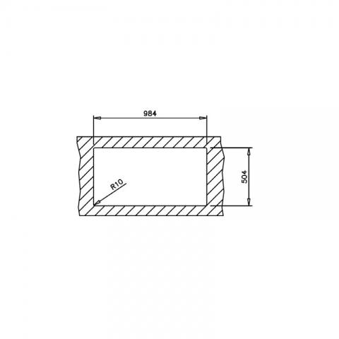 ZENIT R15 1½B 1D RHD (13139007) нержавеющая сталь