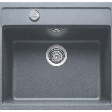 Кухонная мойка Teka MENORCA 60 S TG (88686) серый металлик