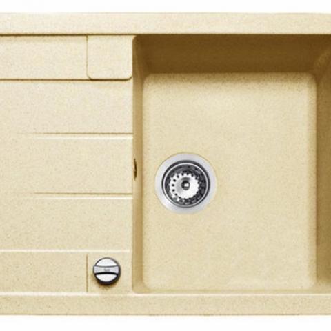 Кухонная мойка Teka ASTRAL 45 B-TG (40143506) ваниль