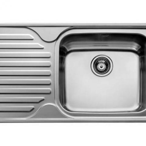 Кухонная мойка Teka CLASSIC MAX 1B 1D LHD (11119201)  полированная