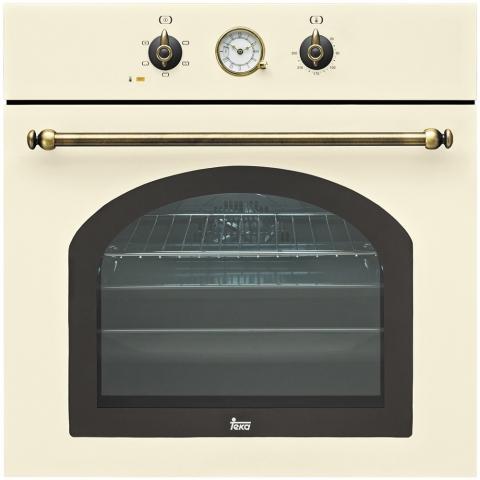 Электрический духовой шкаф Teka HR 550 (Rustica) ваниль