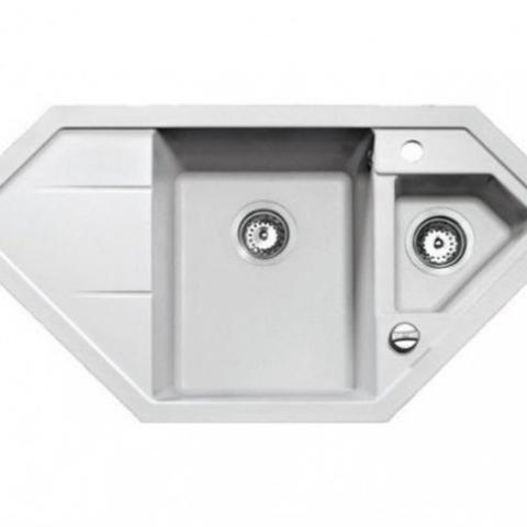 Кухонная мойка Teka ASTRAL 80 Е-TG (88898) белый