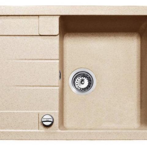 Кухонная мойка Teka ASTRAL 45 B-TG (40143517) бежевый