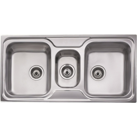 Кухонная мойка Teka CLASSIC 2 1/2 B (10119080) Глянцевая