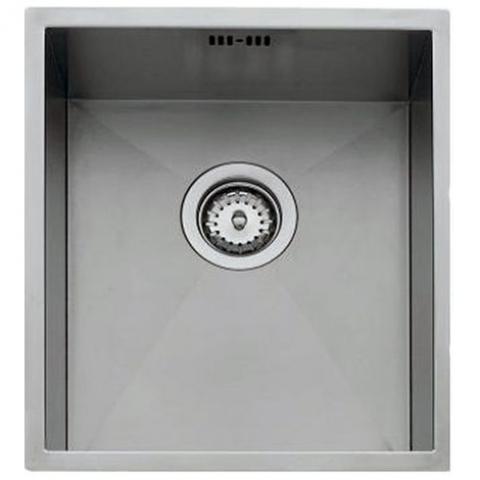 Кухонная мойка Teka BE LINEA 34.40 R15 (10125125) полированная
