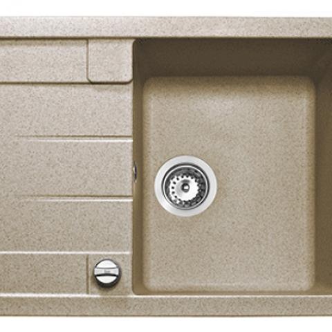 Кухонная мойка Teka ASTRAL 45 B-TG (88912) песочный