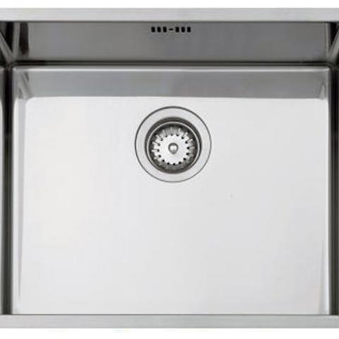 Кухонная мойка Teka BE LINEA 50.40 R15 (10125134) полированная