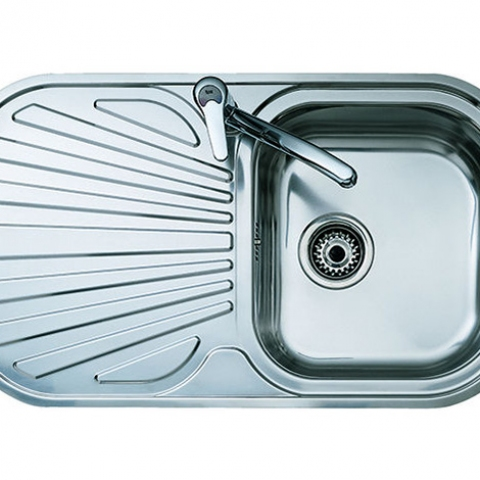 Кухонная мойка Teka STYLO 1B 1D (10107043) микротекстура