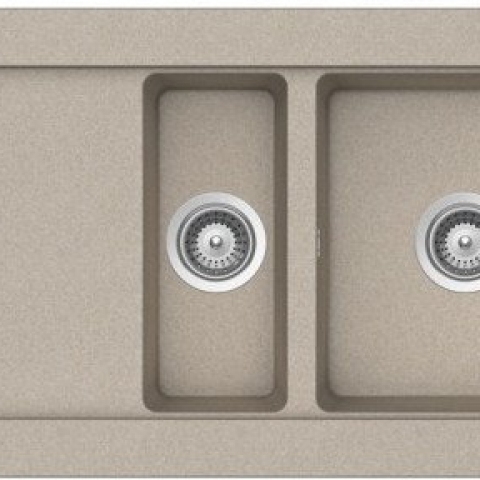 Кухонная мойка Teka AURA 60B TG (40143065)