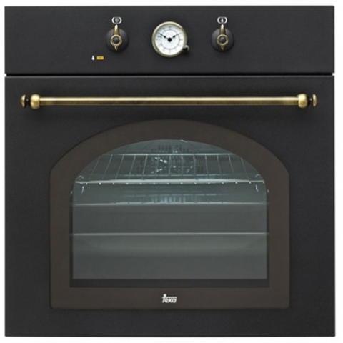 Электрический духовой шкаф Teka HR 550 (Rustica) (41561213) черный