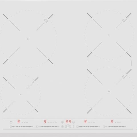 Индукционная варочная поверхность Teka (WISH, Total) IZ 6420 (10210205) white
