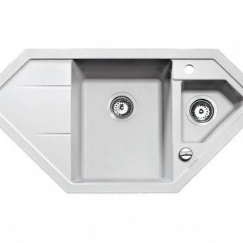Кухонная мойка Teka ASTRAL 80 Е-TG (88897) белый