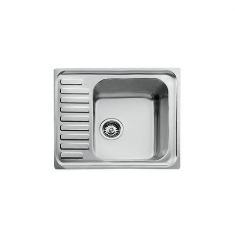 Кухонная мойка Teka CLASSIC 1B (40109611) нержавеющая сталь