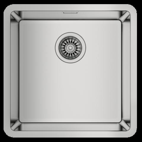 Кухонная мойка Teka BE LINEA RS15 40.40 (115000007) полированная