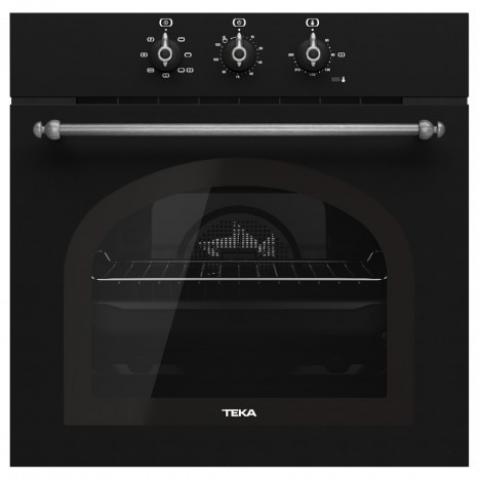 Электрический духовой шкаф Teka WISH Rustica HRB 6100 ATS (111010007) черный