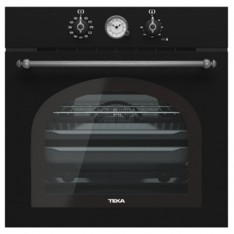 Электрический духовой шкаф Teka WISH Rustica HRB 6300 ATS (111010011) черный