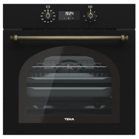 Электрический духовой шкаф Teka WISH Rustica HRB 6400 AT (111010014) черный