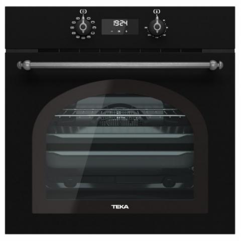 Электрический духовой шкаф Teka WISH Rustica HRB 6400 ATS (111010015) черный
