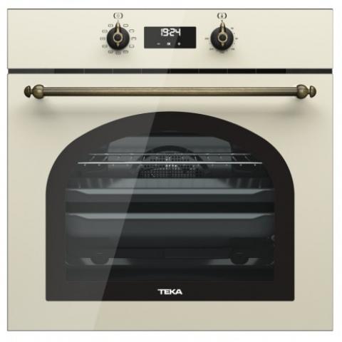 Электрический духовой шкаф Teka WISH Rustica HRB 6400 VN (111010016) ваниль