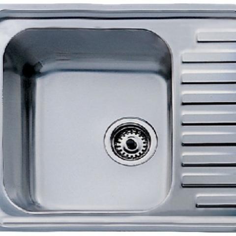 Кухонная мойка Teka Classic 1B (30000056) полированная