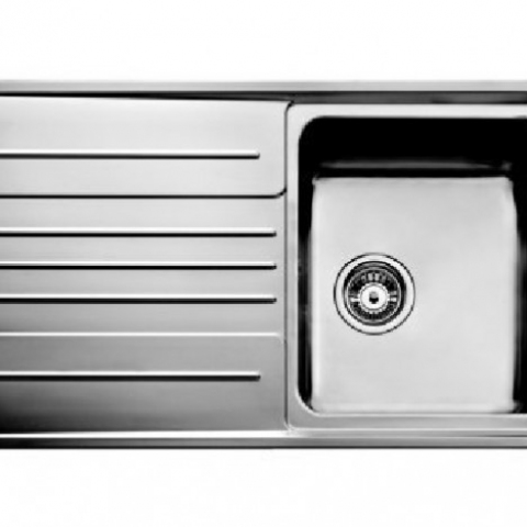 Кухонная мойка Teka STAGE 45 B (30000610) полированная
