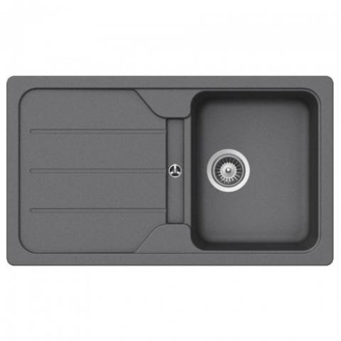 Кухонная мойка Teka SIMPLA 45-B TG (40144515) серый металлик