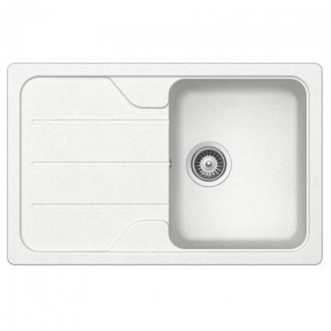 Кухонная мойка Teka SIMPLA 45-S TG (40144525) белый